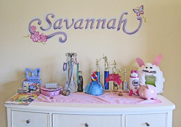 Savanah's Mural