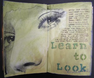 Learn To look